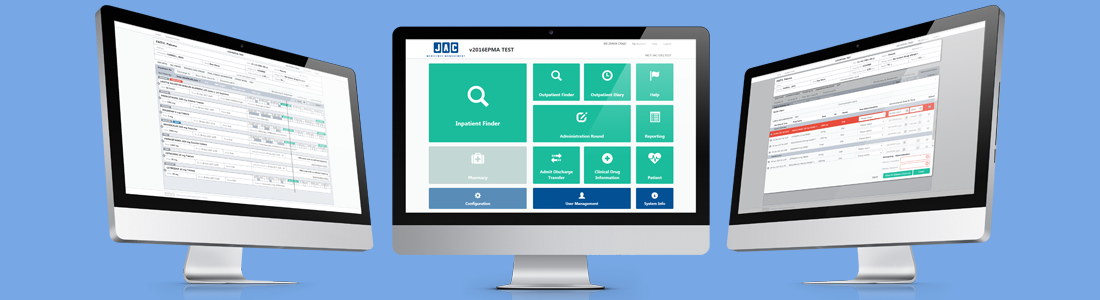 Banner image for Electronic Prescribing and Medicines Administration system